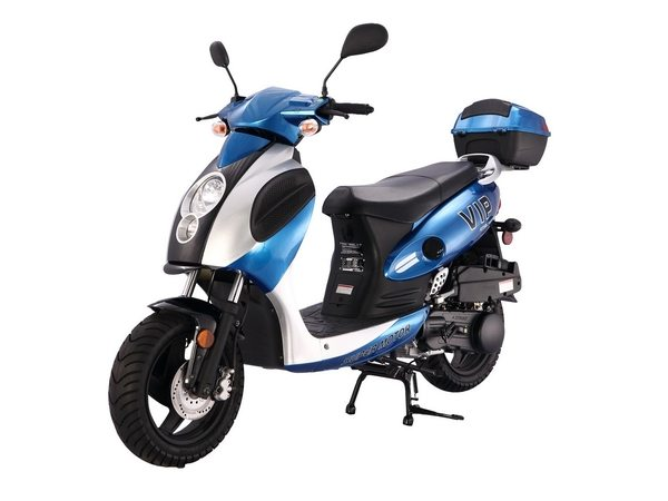 150cc Powermax (blue)