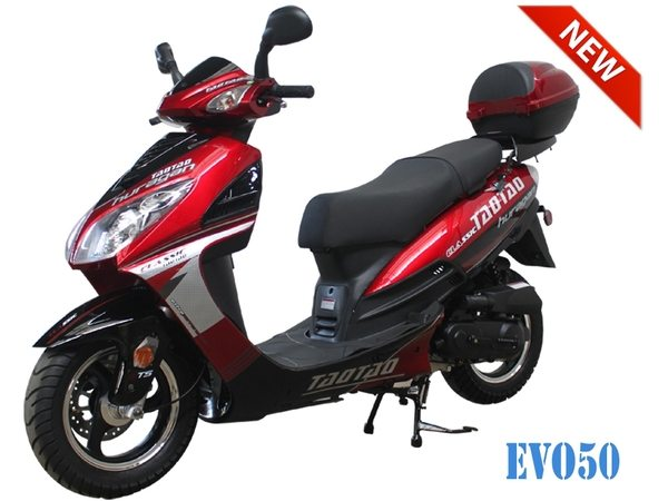 Evo 50cc (Red)