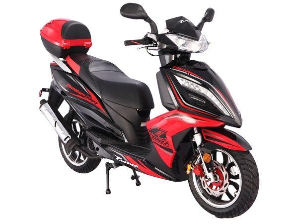 150cc Quantum (Red)