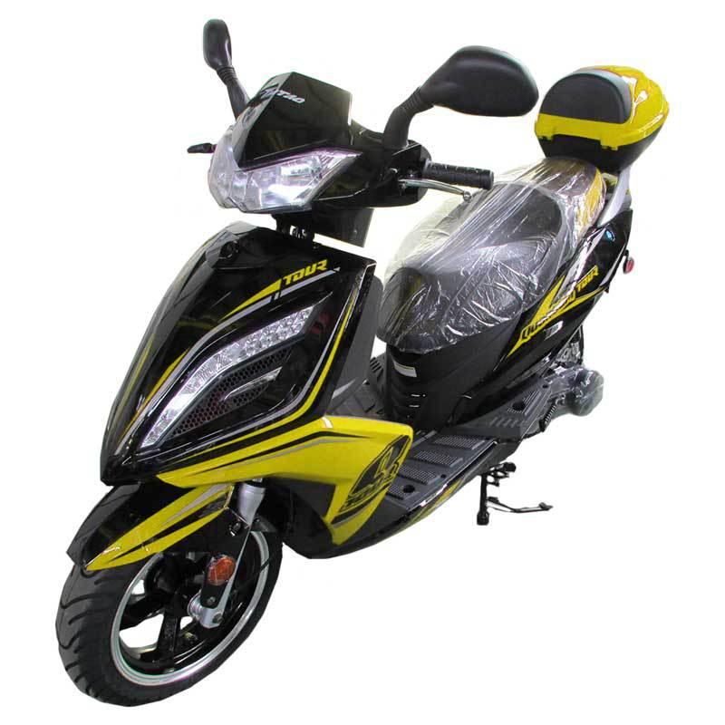 12v 5ah Battery >> QUANTUM 150cc (TaoTao) -US1 Scooters
