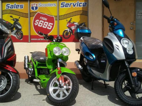 New Scooter Store in Opa Locka