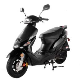 Scooter ATM 50 BLACK