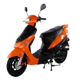 Scooter ATM 50 orange