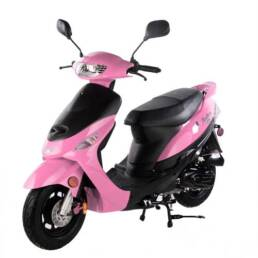 Scooter ATM 50 pink