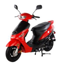 Scooter ATM 50 red