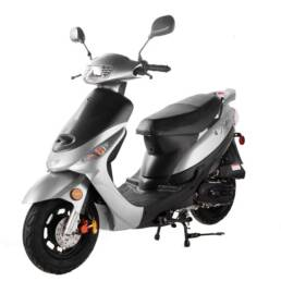 Scooter ATM 50 silver