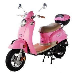 Vetas Scooter 50cc Pink