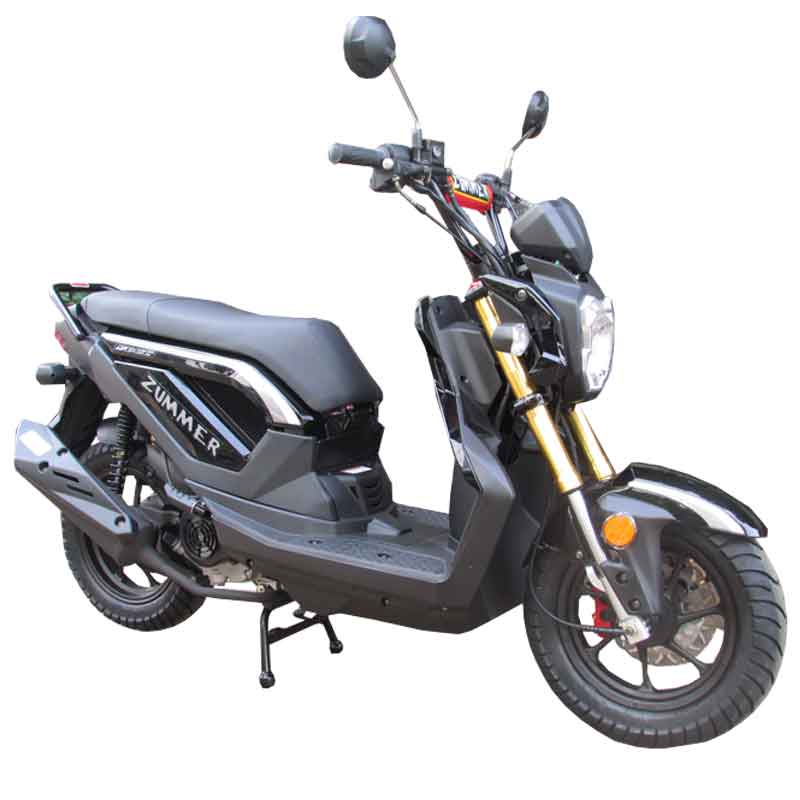 Scooter Zummer 50 black