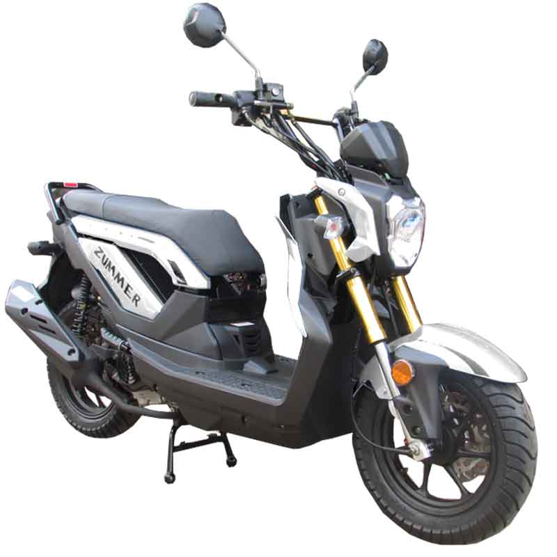 Scooter Zummer 50 white