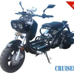 Cruiser 50cc (Black)