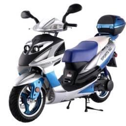 150cc Lancer (Blue)