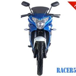 Blue Racer 50cc New 2017 Design