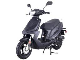 50cc New Speed Black