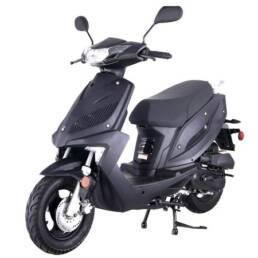50cc New Speed Black