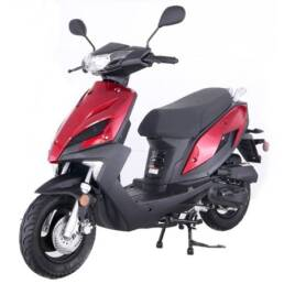 50cc New Speed Red
