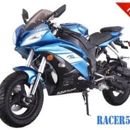 Racer 50cc (Blue)